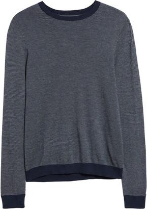 Nordstrom Birdseye Crewneck Sweater