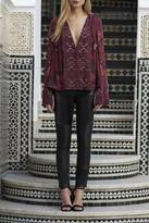 The Jetset Diaries Kilim Shirt Top