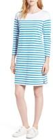 Vineyard Vines Women's Stripe Cotton Knit Shift Dress
