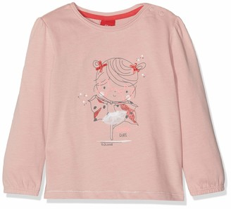 S'Oliver Baby Girls' 65.908.31.8700 Long Sleeve Top
