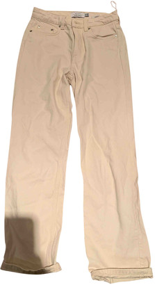 And other stories & Ecru Denim - Jeans Trousers
