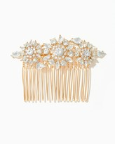 Charming charlie Sparkling Radiance Floral Hair Comb