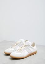 Maison Margiela white replica sneaker