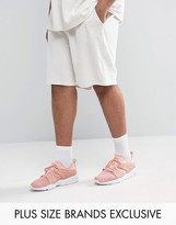 Puma Plus Waffle Shorts In Grey Exclusive To Asos