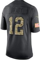 Nike Men's Tom Brady New England Patriots Salute to Service Jersey
