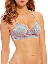 Coco Rave Desert Queen Nixie Bra Size Underwire Scallop Bandeau Top