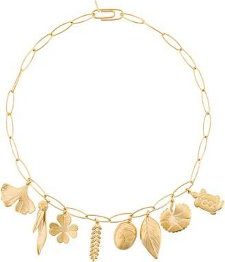 Aurélie Bidermann Aurelie necklace