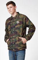 Vans Torrey Camouflage Coach Jacket