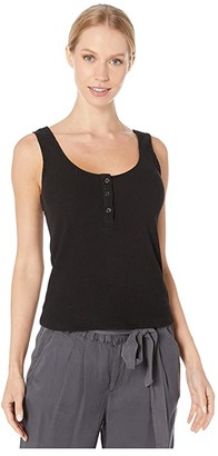 BB Dakota Tank Sinatra Top (Black) Women's Clothing
