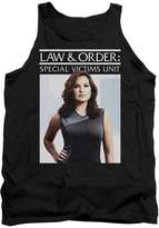 2Bhip Law & Order: Special Victims Unit Detective Olivia Benson Adult Tank Top Shirt
