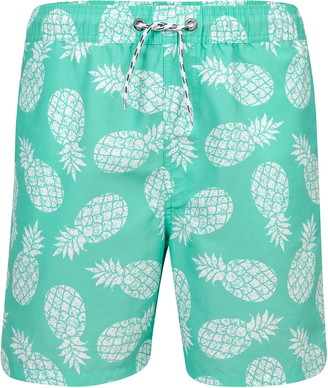 Snapper Rock Pineapples Swim Trunks