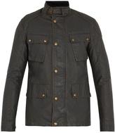 Belstaff Woodbridge waxed cotton-blend field jacket