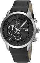 Pierre Cardin men's Quartz Watch Chronograph Display and Leather Strap PC106351S01