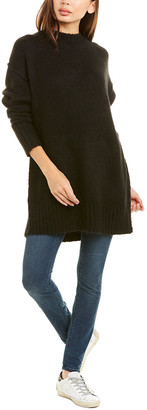 R 13 Oversized Wool & Alpaca-Blend Sweater