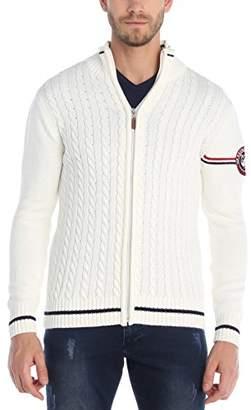 Off-White SIR RAYMOND TAILOR Wool Cardigan X-Large