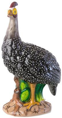 Abigails Ceramin Hand-Painted Guinea, Male