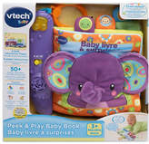 Vtech Peek and Play Baby Book (French Version)