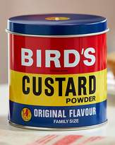 Fashion World Birds Custard Tin Canister