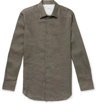 Brioni Linen Shirt
