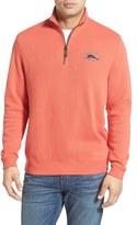 Tommy Bahama Men's 'Classic Aruba' Original Fit Half Zip Sweater