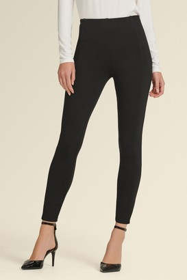 Donna Karan Tummy Control Seamed Pants