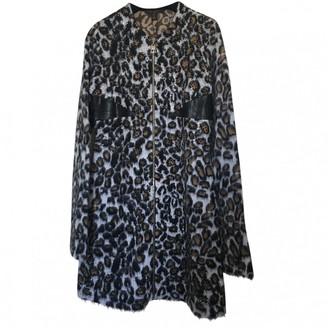 Louis Vuitton Multicolour Wool Dresses