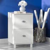 Beachcrest Home Orange City 2 Drawer Filing Cabinet