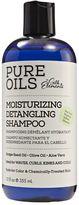 Silk Elements Pure Oils Moisturizing Detangling Shampoo