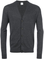 Paul Smith V-neck cardigan - men - Merino - XS