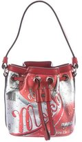 Moschino Mini Cola Bucket Bag