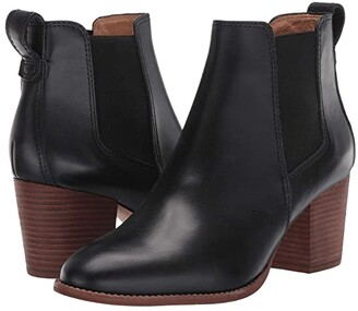 Madewell Regan Boot (True Black) Women's Boots