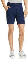 Michael Bastian Pique Shorts