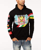 Reason Men's Front Runner Embroidered Patch Hoodie