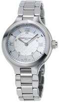 Frederique Constant Smartwatch Ladies, Steel, Bracelet