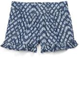 Splendid Print Shorts (Big Girls)