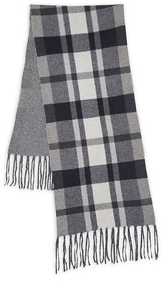 Saks Fifth Avenue Wool Cashmere Scarf