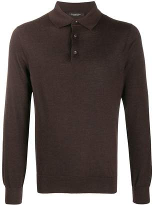 Ermenegildo Zegna polo sweater