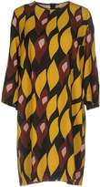 Gold Case Short dresses - Item 34793717
