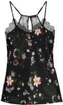 Etam LEO Pyjama top black