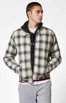 Obey Suspended Plaid Jacket