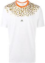 adidas Beast Animal Print Chill T-Shirt - men - Polyester - XS