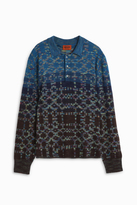 Missoni Knitted Polo