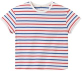 Lee Short-Sleeved Striped T-Shirt