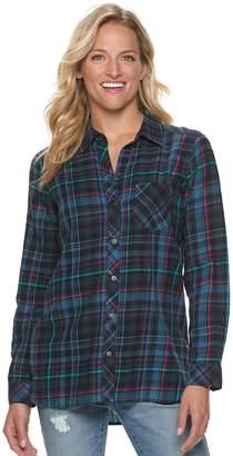 Women's SONOMA Goods for Life Flannel Shirt