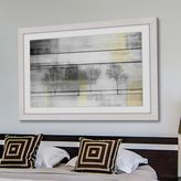 Parvez Taj Peaceful Greys Framed Wall Art
