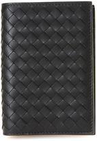 Bottega Veneta Pre-Owned Intrecciato 10 Card Bifold Wallet