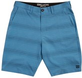 Billabong 'Crossfire X' Stripe Hybrid Shorts (Big Boys)