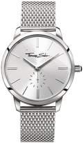 Thomas Sabo Eternal Women Silver Dial Stainless Steel Mesh Bracelet Ladies Watch