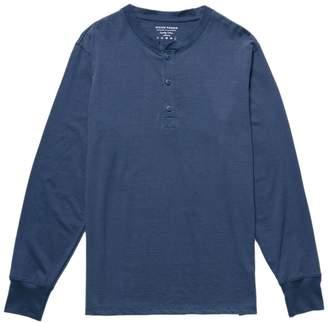 Richer Poorer Long Sleeve Henley T-Shirt