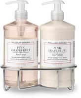 Williams-Sonoma Williams Sonoma Pink Grapefruit Soap & Lotion, Classic 3-Piece Set